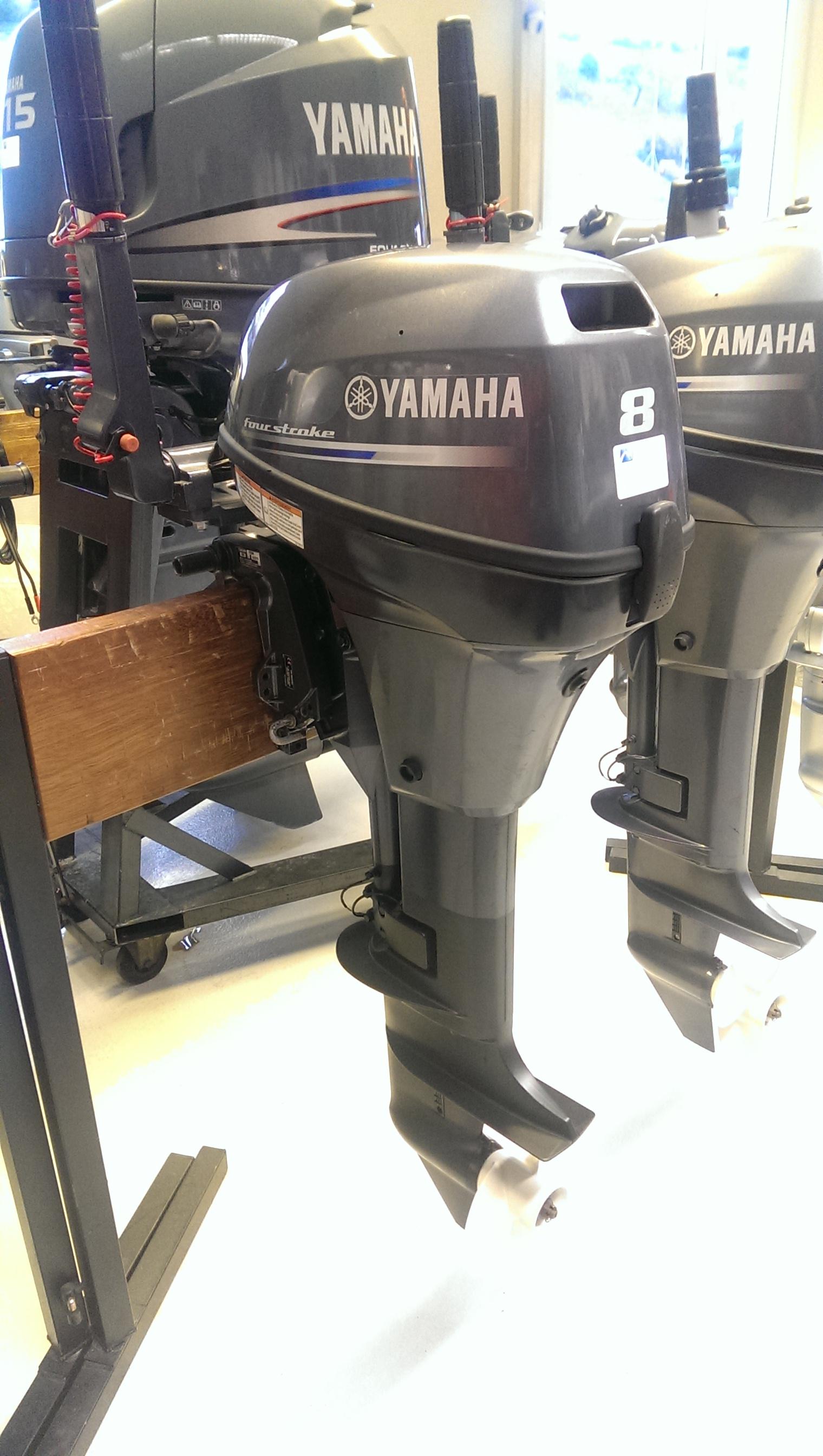Yamaha F8CMHL