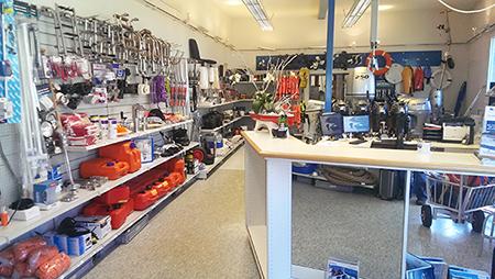 Allenspach Bootsmotoren GmbH Ausstellung