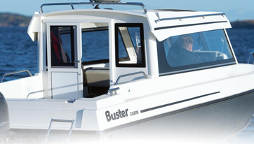 Buster XXL Cabin