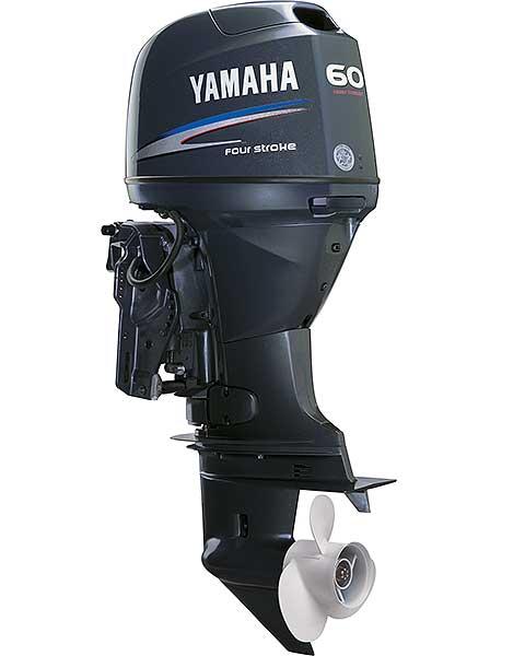 Yamaha high-thrust System