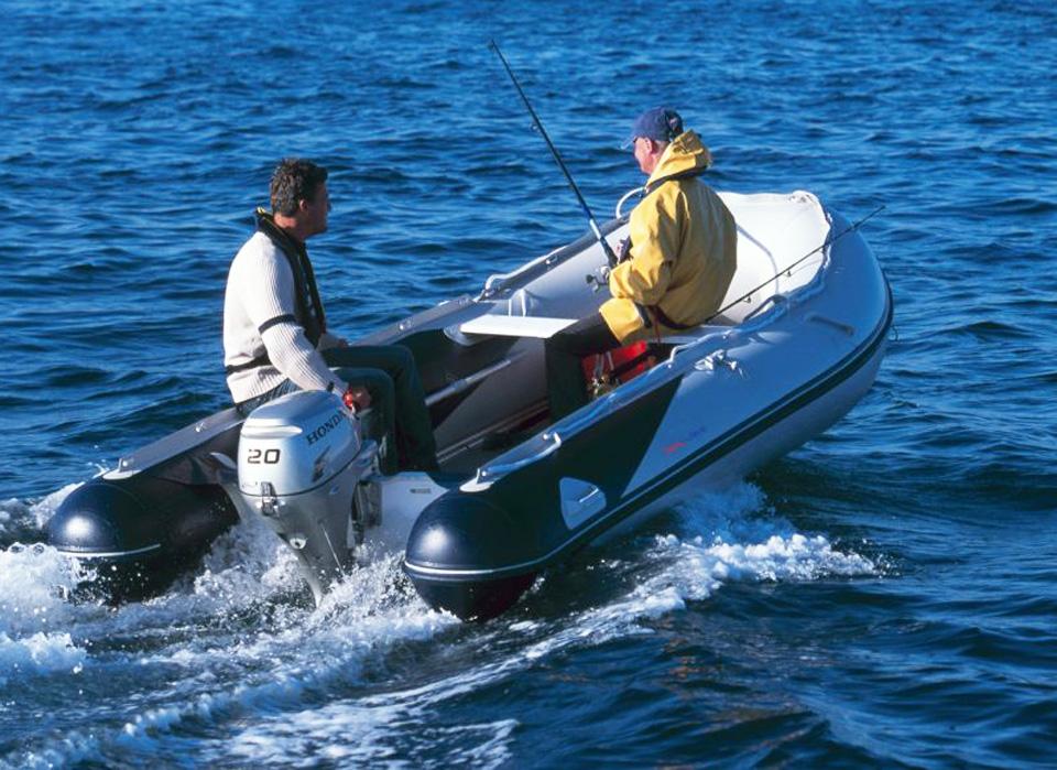 Honda Schlauchboot T35
