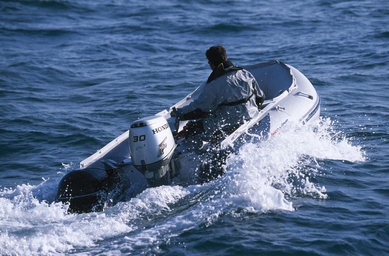 Honda Schlauchboot T40