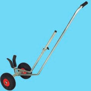 Bugwagen für Schlauchboote oder kleine Boote