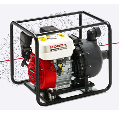 Honda Chemikalien-Pumpe WMP 20