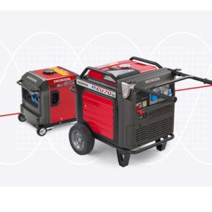 Honda Stromgeneratoren 1000-7000W