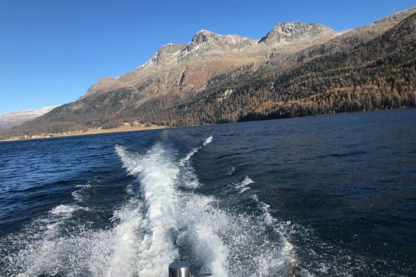 Einsatz im St.Moritz
