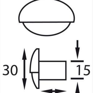 Orentierungsleuchte LED 2